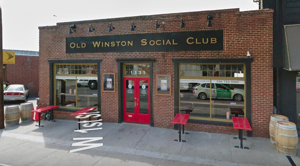 The Old Winston Social Club