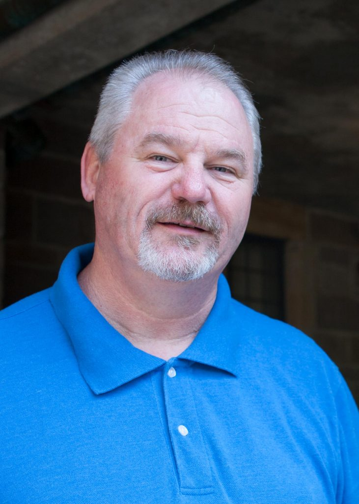 Rick Duggins, Facilities Manager
