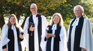 St. Paul's Clergy