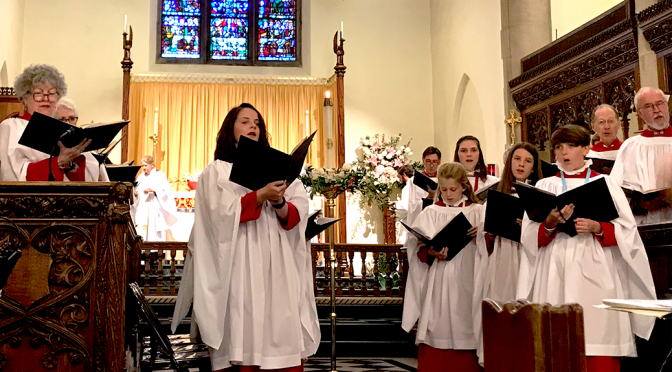 Sing with the St. Paul's Choirs
