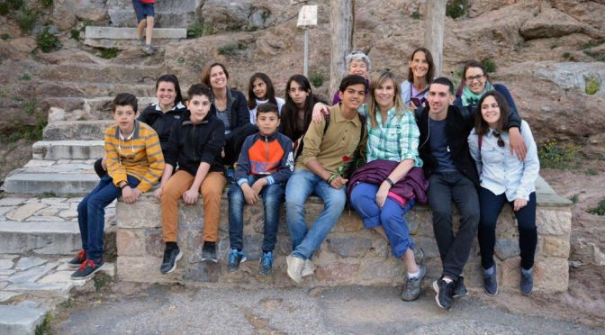 Mission Trip to Greece