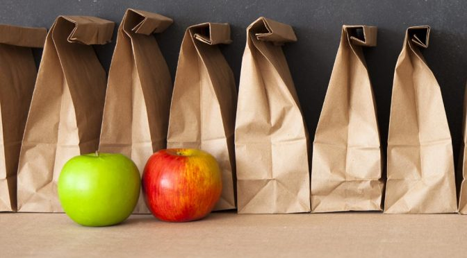 Bag Lunches for Augsburg Shelter