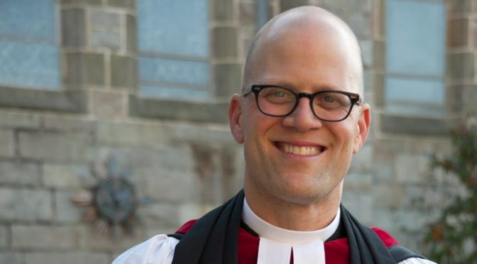 "Sermon: ""Jesus' Baptism and You and Me."" by the Rev. D. Dixon Kinser"