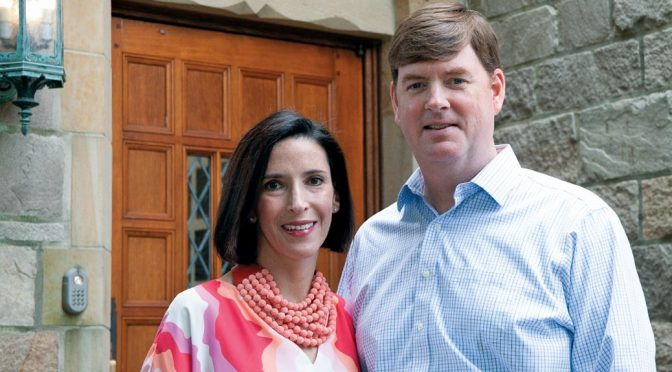 Liza and Marshall Smith, Share Joy 2019 annual giving campaign chairs