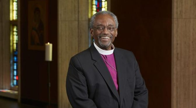 New Podcast from Bishop Michael Curry