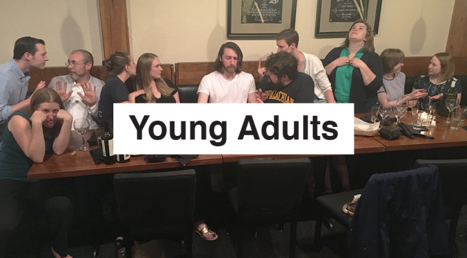 Young Adults in Fall 2020