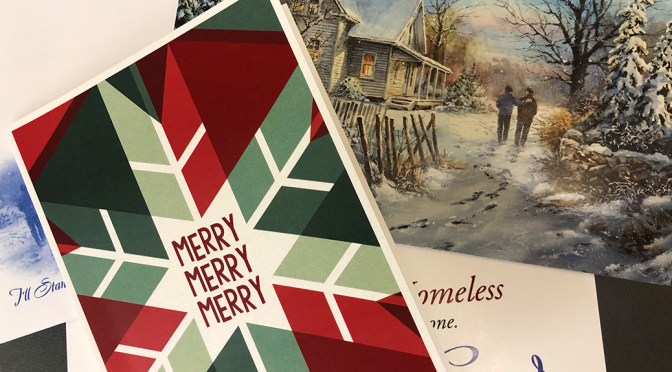 Christmas Cards from Crisis Control