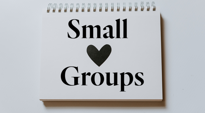 Small Group Info for St. Paul's 2020-2021
